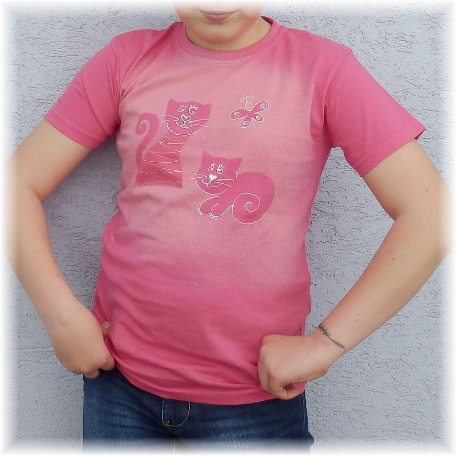 Dětské tričko - Či, či, číííí Batitex - modní trička, šály, šátky