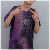 Pánské, chlapecké tričko -  Lásko, vzdej se !