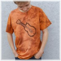 Pánské, chlapecké tričko - Muzikant