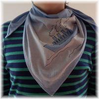 Bavlněný šátek - Titanic