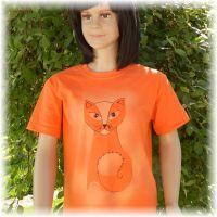 Dětské tričko - Šibalka Batitex - malovaná trička, mikiny, šátky, šály