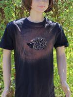Dětské malované tričko - Ježek