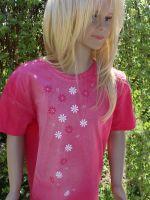 Dětské malované tričko - Růženka