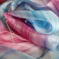 Hedvábný šátek - Rozalinda