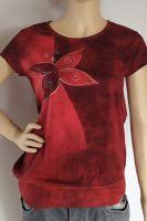 Batikované tričko - Jsem motýla