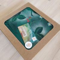 Dárková krabička na šaty - Přírodní