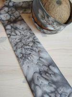 Hedvábná kravata - Holubí perutě