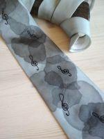 Hedvábná kravata - Hudba minulosti Batitex - modní trička, mikiny, šátky, šály, kravaty