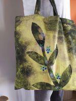 Malovaná taška - Tam, za vodou...