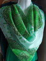Hedvábný šátek - Jo! Jaro je tady!
